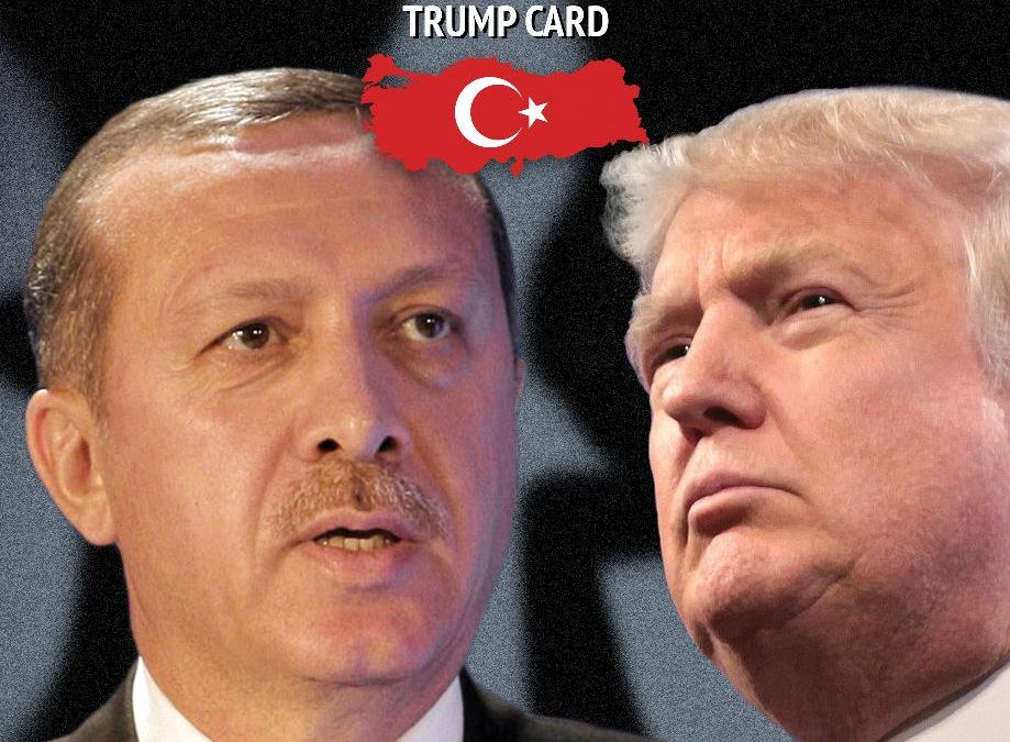 Gamechanger Trump Card Turkey and Erdogan
