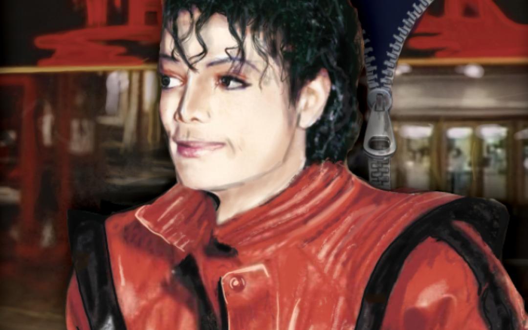 Michael Jackson Thriller NFTs